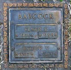 Esther Vernona <I>Christensen</I> Babcock