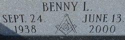 Benny Leon Grubbs