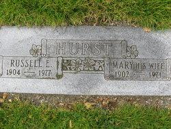 Russell E Hurst