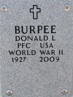 Donald L Burpee