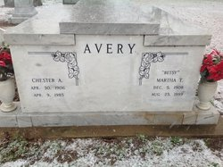 Chester A. Avery