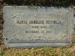 Martha Madeline Reynolds