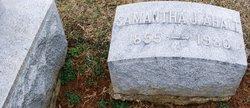 Samantha J Ahalt