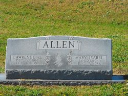Mary Isabel Allen