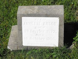 "Antonetta ""Annette"" Anson"