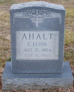 Clarence Elvin Ahalt