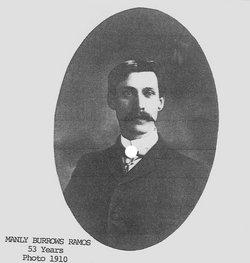 Manly Burrows Ramos, Sr