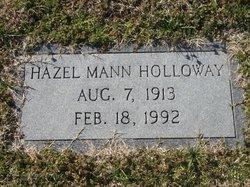 Hazel Mann Holloway