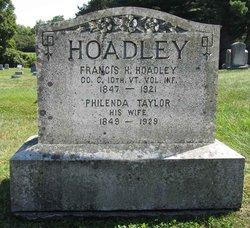 Philenda <I>Taylor</I> Hoadley