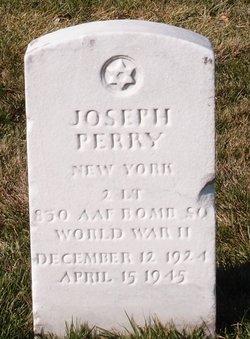 2LT Joseph Perry