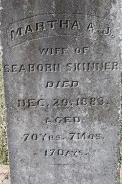 Martha A. Skinner