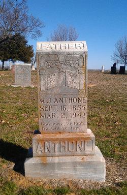William Jackson Anthony