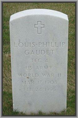 Louis Phillip Gaudet
