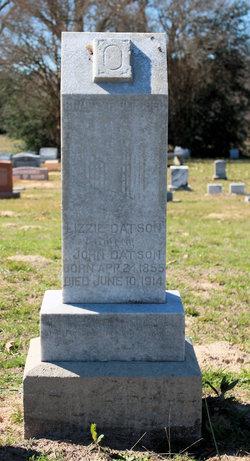 Martha Elizabeth <I>Sullivan</I> Dotson
