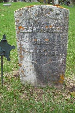 Pvt George E. Beardsley