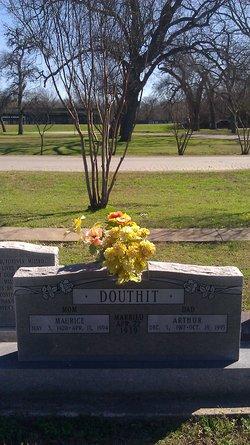 Arthur Melvin Douthit