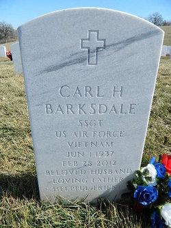 Sgt Carl Huey Barksdale