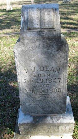 Thomas Jefferson Dean