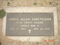 "James Allen ""Jim"" Lincycomb"