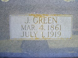 Jeremiah Green Brown