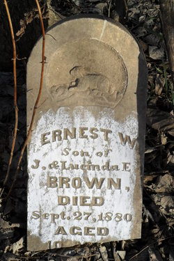 Ernest W Brown
