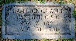 Hamilton Carter Hague