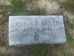 Julian Eugene Sadler