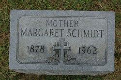 "Margaretha K. ""Maggie"" <I>Michel</I> Schmidt"