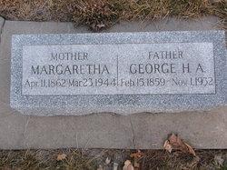 Margaretha <I>Peper</I> Dethlefs