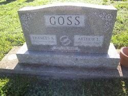 Frances E. <I>Butcher</I> Goss