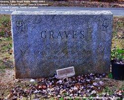 Lillie Pearl <I>Willis</I> Graves