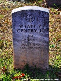 Wyatt Victor Gentry, Jr