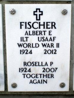 Albert E Fischer