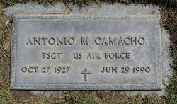 TSGT Antonio Manibusan Camacho