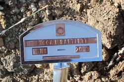 Rebecca Leigh <I>Gast</I> Bartlett