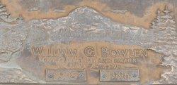 William Gilmore Bowlen