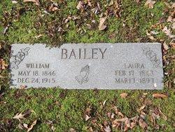 """Louisa Jane """"Laura"""" <I>Cornelison</I> Bailey"""