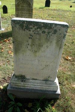 Martha B <I>Howe</I> Bigelow Lawrence