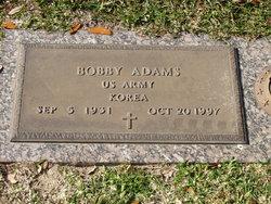 Bobby Adams