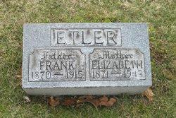 Elizabeth <I>Hoffmann</I> Etler