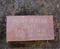 Mary <I>Hitler</I> May