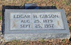 Edgar H. Gibson