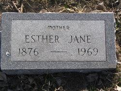 Esther Jane <I>McLean</I> Houseman
