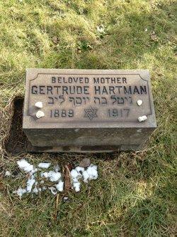 Gertrude Hartman