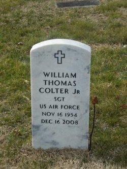 William Thomas Colter, Jr