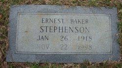 Ernest Baker Stephenson