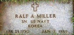 Ralf A Miller
