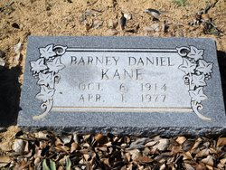 "Bernard Daniel ""Barney"" Kane"