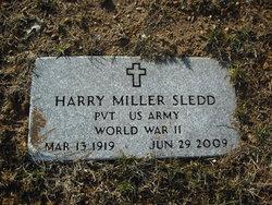 Harry Miller Sledd
