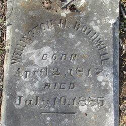 Wellington H. Rothwell